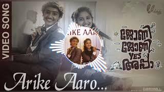 Johny Johny Yes Appa Arike Aaroo Song VSN CREATIVE