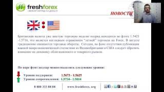 Ежедневный обзор FreshForex по рынку форекс 21 августа 2015(, 2015-08-21T08:55:20.000Z)