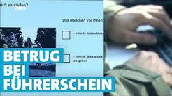 Mit Knopfkamera und Vibrationsalarm: Betrug bei theoretischer Führerscheinprüfung | Landesschau RP