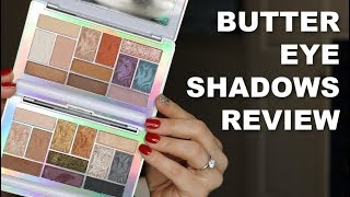 Physicians Formula Butter Eyeshadow Palettes Review | Bailey B.