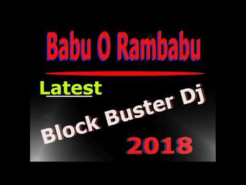 Babu O Rambabu-Latest Block Buster Tapori Dance Mix-2018 Dj Nigam