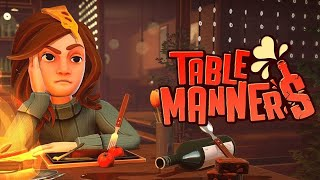 Learning to Love (Table Manners Gameplay)