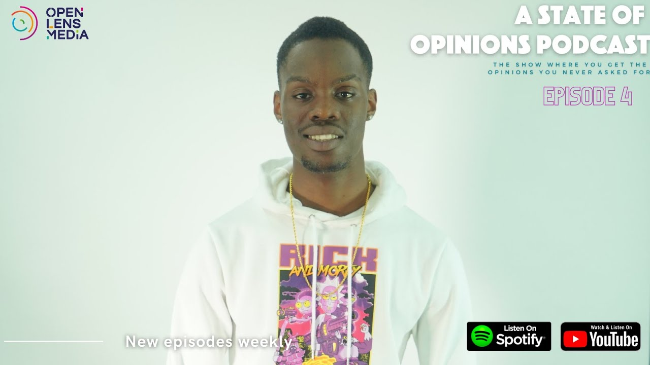 A State of Opinions - Episode 4 - Growing up in a hostile environment