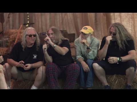 The Kentucky Headhunters Interview At Ramblin' Man Fair 2016 (uDiscoverMusic.com Interview) Mp3