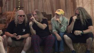 The Kentucky Headhunters Interview At Ramblin' Man Fair 2016 (uDiscoverMusic.com Interview) thumbnail
