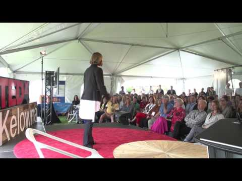 Redefining Leadership With Disruption And Humanity   Ulrike Bahr-Gedalia   TEDxKelowna