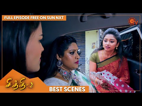 Chithi 2 - Best Scenes | Full EP free on SUN NXT | 27 July 2021 | Sun TV | Tamil Serial