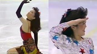 Kristi Yamaguchi / Кристи Ямагучи / クリスティー・ヤマグチ 1992 Alb...