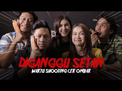 Unboxing Barang Horor Feat Cast Malam Jumat The Movie #CekOmbak