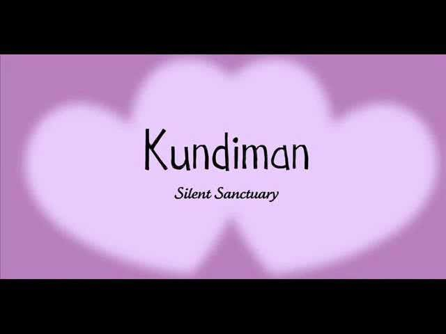 Kundiman - Silent Sanctuary