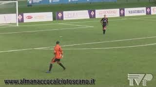 Eccellenza Girone B Porta Romana-Baldaccio Bruni 1-1