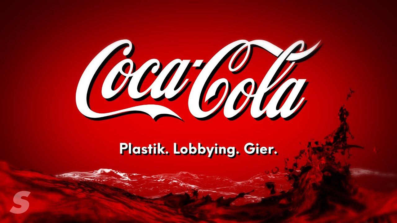 Einweg-Plastikflaschen - Coca Cola vergiftet die Meere