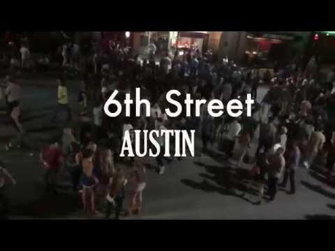Downtown 6th STREET!!!! Austin Texas
