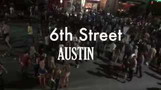 Downtown 6th STREET!!!! Austin Texas