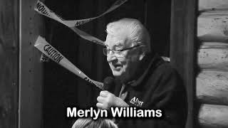 Merlyn Williams storytelling at the Wildcat Cafe