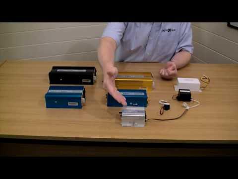Light Tape Electroluminescent Inverters AC & DC Power Suppl