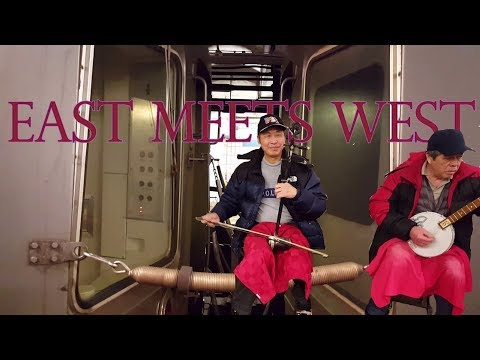 NYC Traveler - East Meets West -NYC Subway Musicians