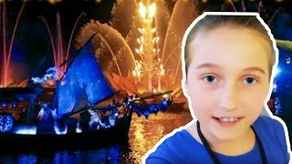CHECKING IN TO PORT ORLEANS RIVERSIDE | RIVERS OF LIGHT | TREE OF LIFE