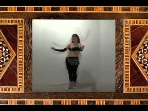 Восточный танец живота для начинающих (видео обучение