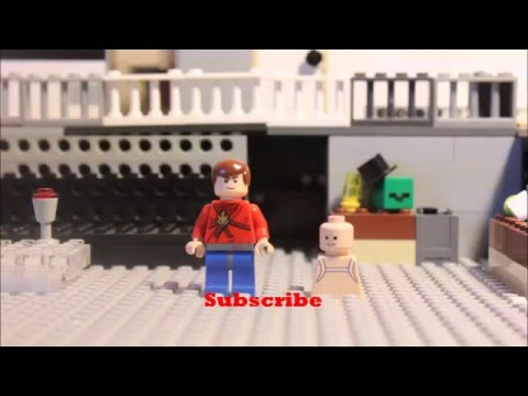 Lego Who's Your Daddy