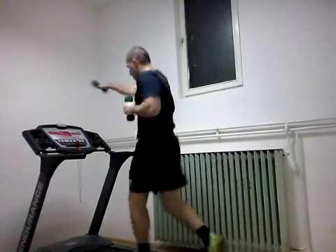 trcanje na traci za mrsavljenje