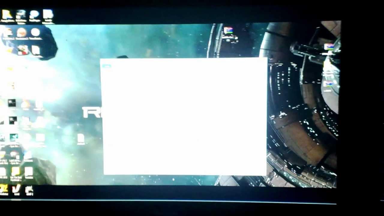 How To Fix Crosshair/Reticule Split On Dual Monitors