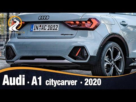 Audi A1 citycarver 2020   Información y Review   CROSSOVER DEPORTIVO Y MODERNO PARA LA CIUDAD...