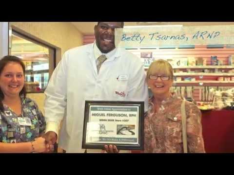 Thank you Winn Dixie Pharmacy