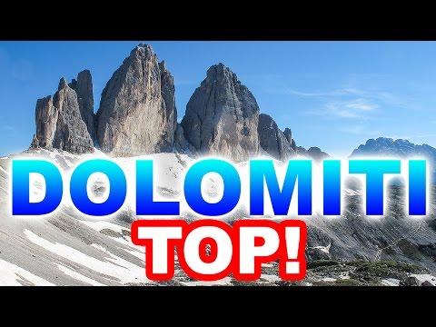 3 cime di Lavaredo - TOP! DOLOMITI!!