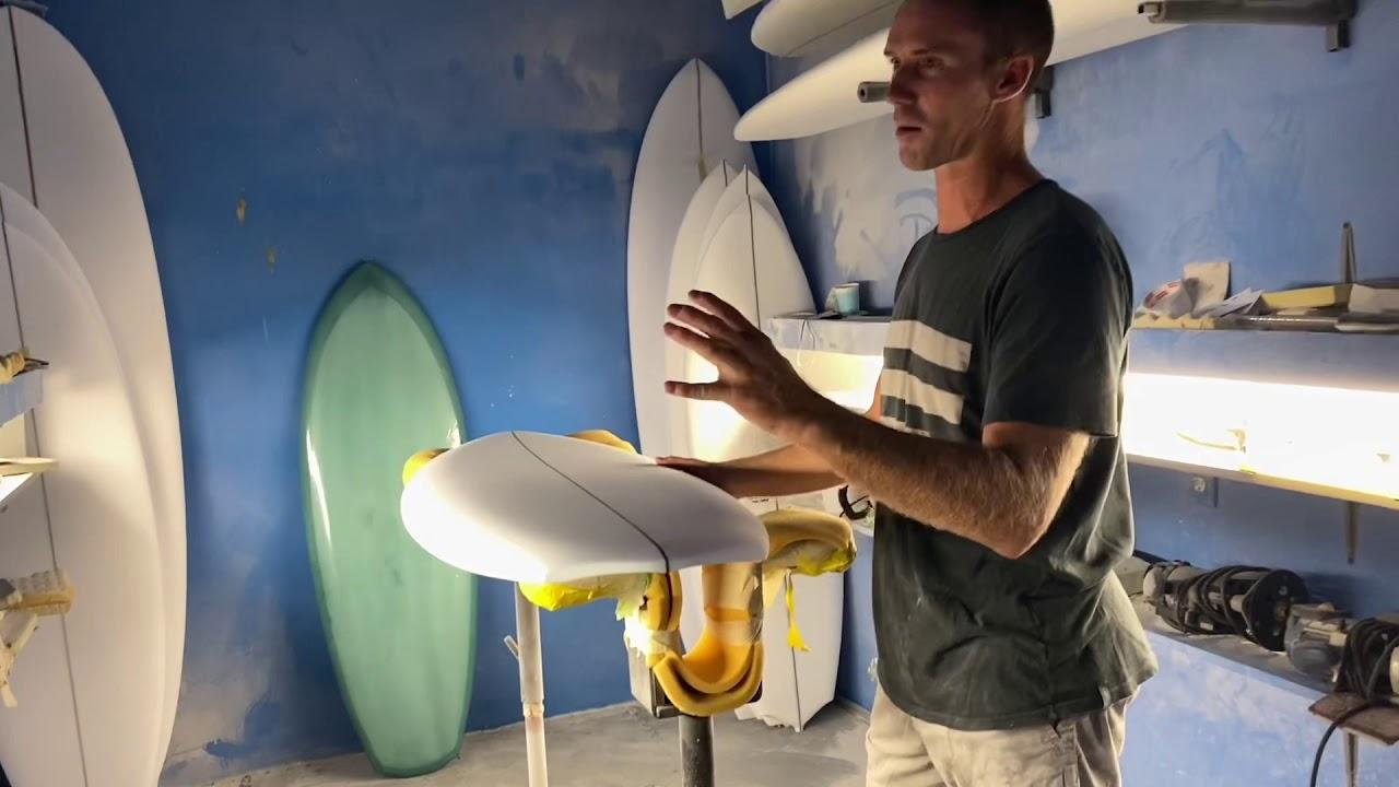 Almond surfboards: The Plasmic Model