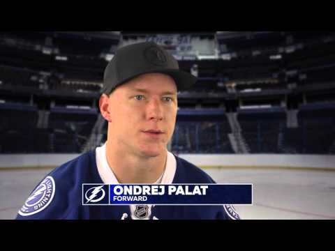 Tampa Bay Lightning: Ondrej Palat talks about his home in Czech Republic (Frydek Mistek)