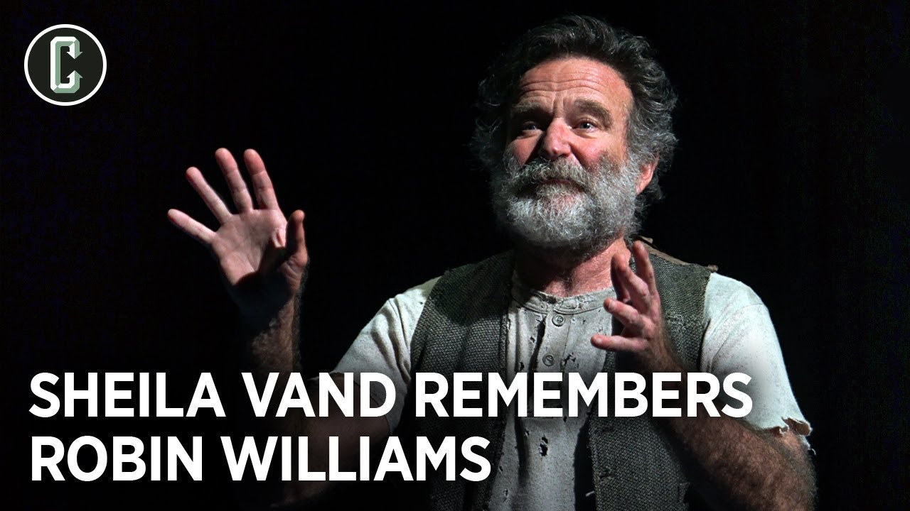 Sheila Vand Remembers Robin Williams' Humbleness and Willingness to Try Anything