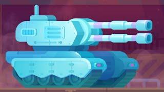 Tank Stars Gameplay IOS Ultra HD
