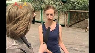 Непрофессионалы Белая швейцарская овчарка и приют.vob(В программе