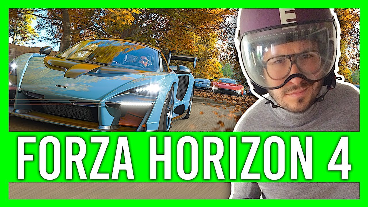 forza horizon 4 la claque sur xbox one x impressions. Black Bedroom Furniture Sets. Home Design Ideas