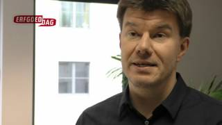 Erfgoeddag 2016 rituelen, minister Sven Gatz