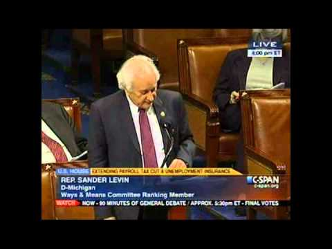 Ranking Member Levin Opening Statement on HR 3630