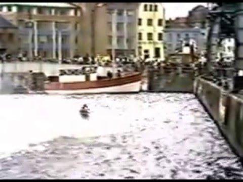 Bristol Docks 1974
