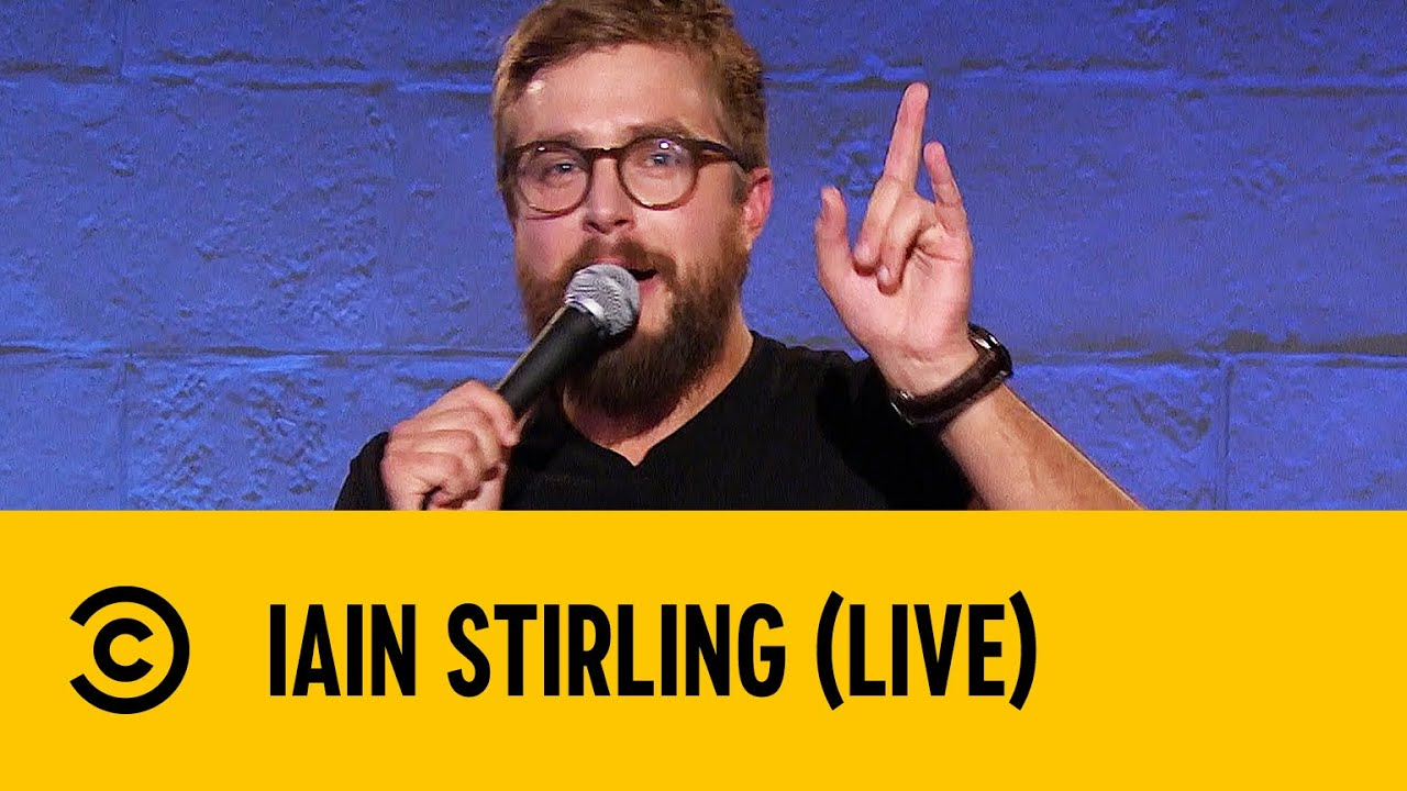 Iain Stirling Stand Up Full Show Big Wednesdays Comedy Central Live Youtube