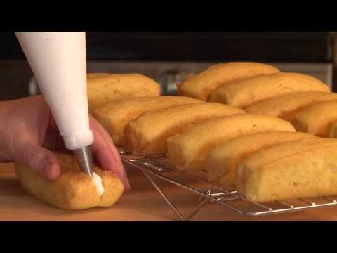 How to Make Twinkies | Homemade Twinkies Recipe | Allrecipes.com