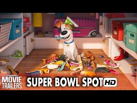 The Secret Life of Pets - 'Big Game' Super Bowl Spot [HD]