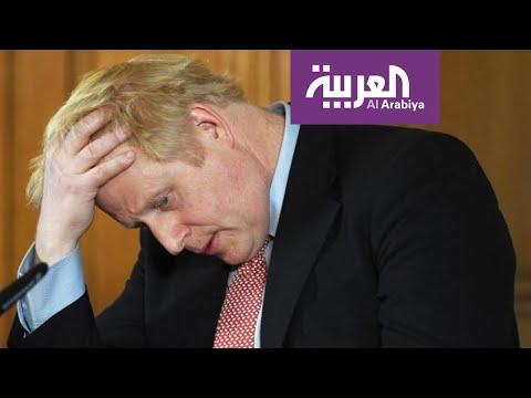 بمن التقى رئيس الوزراء البريطاني المصاب بكورونا؟  - نشر قبل 8 ساعة