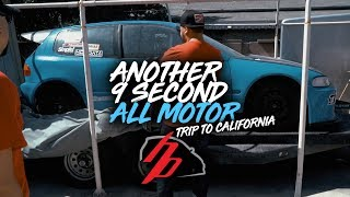 We Bought Another 400HP 9 Second All Motor Honda