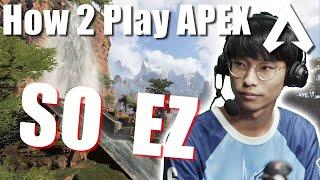 究竟 Flash 是怎麼玩 APEX Legends / How Flash Really Plays APEX Legends -【APEX英雄】