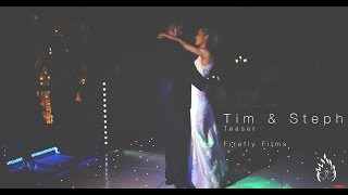FIREFLY FILMS Tim & Steph Teaser