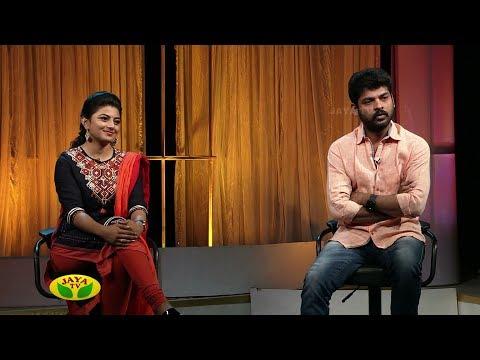 Pongal 2018 Special - Mannar Vagaiyara Chat With Vemal And Anandhi Seg 01