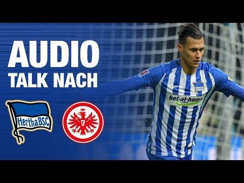AUDIO-STIMMEN NACH FRANKFURT - Hertha BSC - Berlin - 2018 #hahohe
