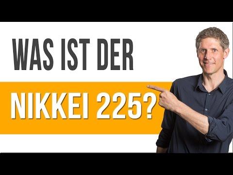 Was ist der Nikkei 225? - Einfach erklärt in 62 Sekunden