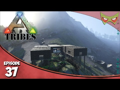 Ark: Tribes - Ep 37 - Base Expansion! - Let's Play On Pooping Evolved