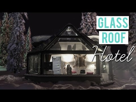 Glass Roof Hotel - Luosto, Finland